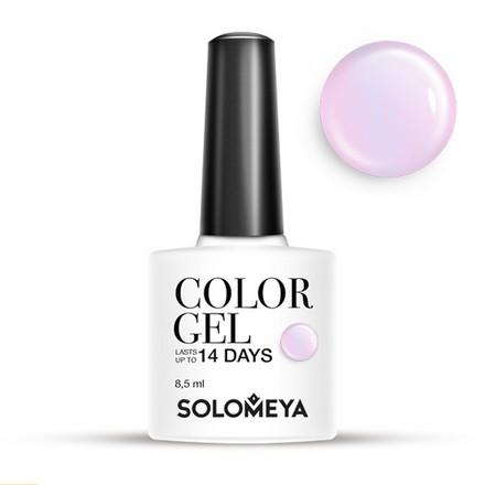 Купить Solomeya, Гель-лак №07, Pinkish, Wella Professionals, Розовый