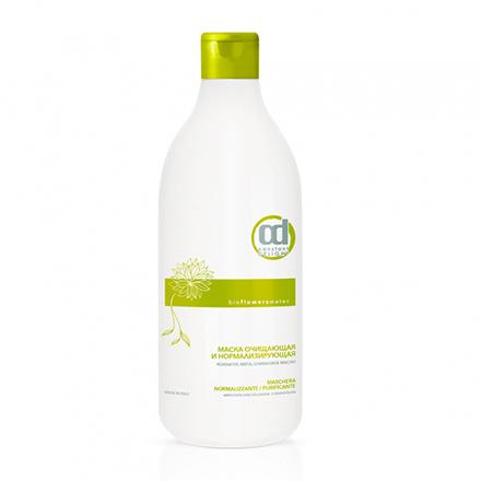 Constant Delight, Бивалентная маска Bio Flower, 250 млМаски для волос <br>Очищающее средство для кожи головы нормализует секрецию сальных желез.