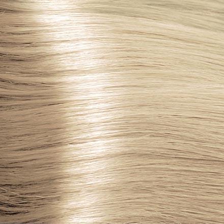 Kapous, Крем-краска для волос Hyaluronic 10.0Краска для волос<br>Цвет: платиновый блондин. Объем: 100 мл.