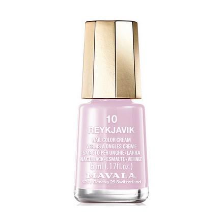 Купить Mavala, Лак для ногтей №10, Reykjavik, Фиолетовый