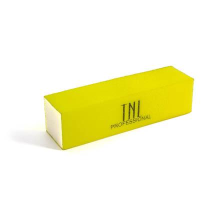 Купить TNL, Четырехсторонний баф неоновый желтый, TNL Professional