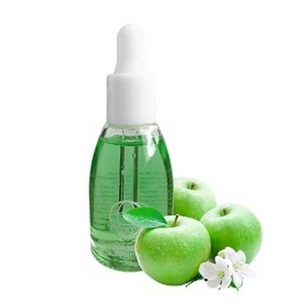Купить Континент красоты, Масло для кутикулы «Зеленое яблоко», с пипеткой, 15 мл