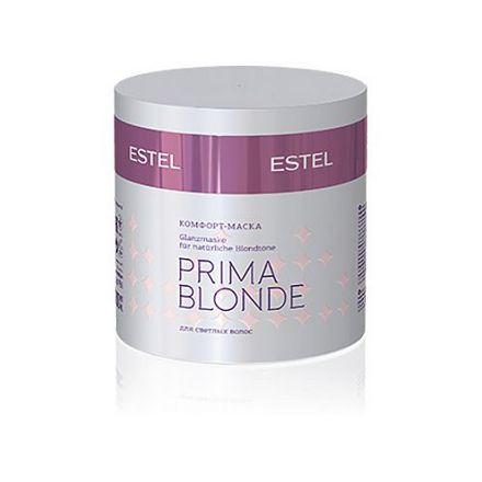 Estel, Комфорт-маска Prima Blonde, для светлых волос, 300 мл недорого