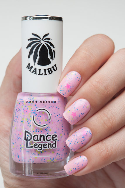Dance Legend, Malibu, цвет № 595 Most Wanted 15 мл