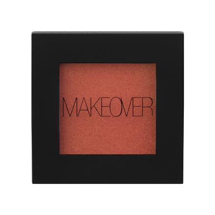 MAKEOVER PARIS, Румяна для лица Single Blush, Lucky Pink недорого