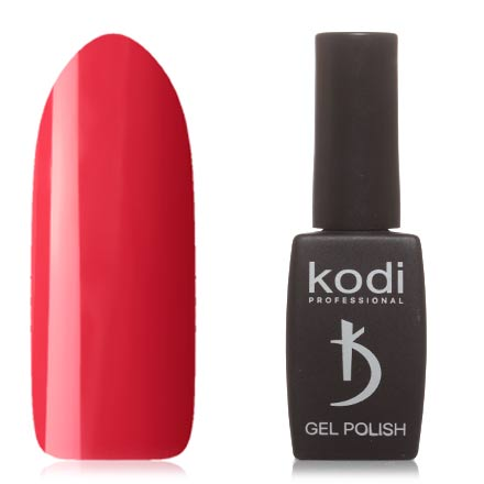 Kodi, Гель-лак №40R, Kodi Professional, Красный  - Купить