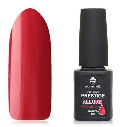 Planet Nails, Гель-лак Prestige Allure №651 гель лаки planet nails гель краска без липкого слоя planet nails paint gel фиолетовая 5г