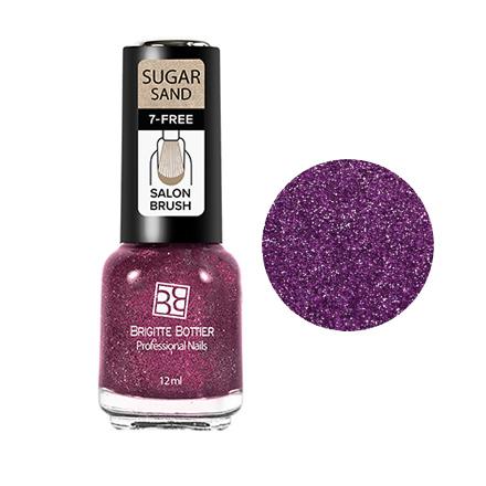 Купить Brigitte Bottier, Лак для ногтей Sugar Sand №311, Фиолетовый