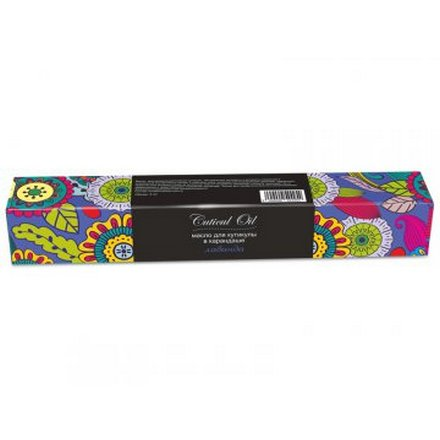 JessNail, Масло для кутикулы в карандаше Лаванда, 3 мл