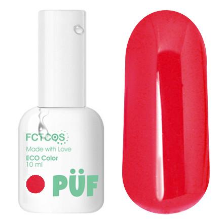Купить Puf, Гель-лак Eco №144, PÜF, Красный