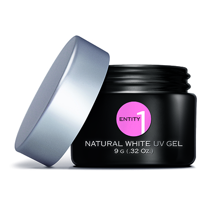 Entity UV Gel Natural White 9 g