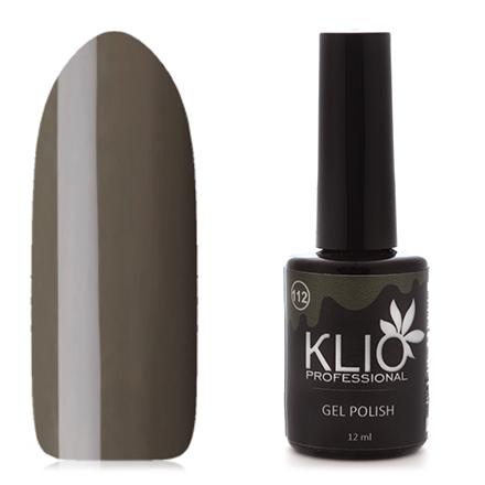 Klio Professional, Гель-лак №112 klio professional гель лак 130 12 мл