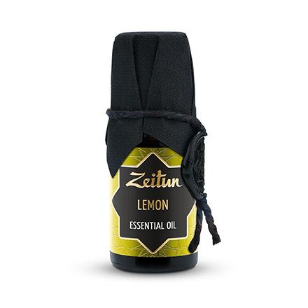 Zeitun, Эфирное масло лимонное, 10 мл