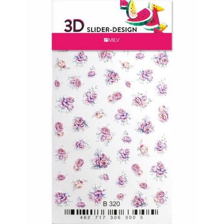 Купить Milv, 3D-слайдер B320