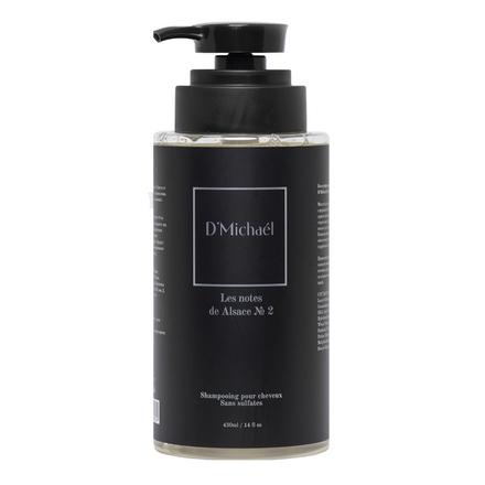 Купить D'Michaél, Бессульфатный шампунь Les notes de Alsace №2, 430 мл