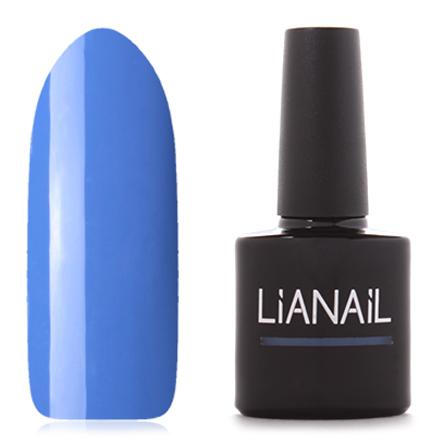Lianail, Гель-лак, Мечты сбываютсяLianail<br>Гель-лак (10 мл) фиолетово-синий, без перламутра и блесток, плотный.