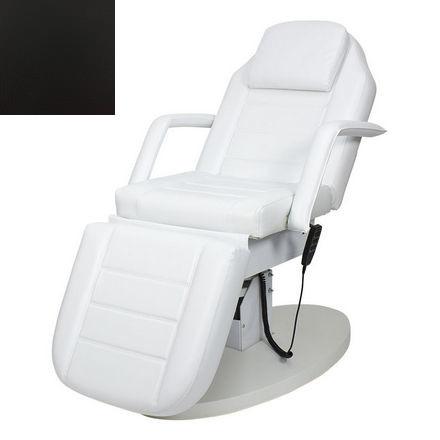 Мэдисон, Косметологическое кресло «Элегия-03», повышенной прочности, черное матовое  - Купить