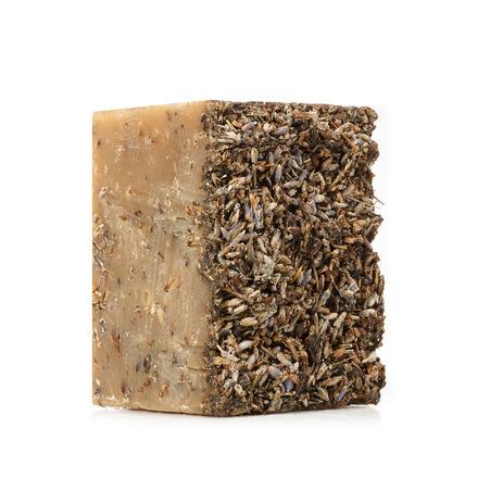 Купить Zeitun, Алеппское мыло премиум «Лавандовый скраб», 250 г