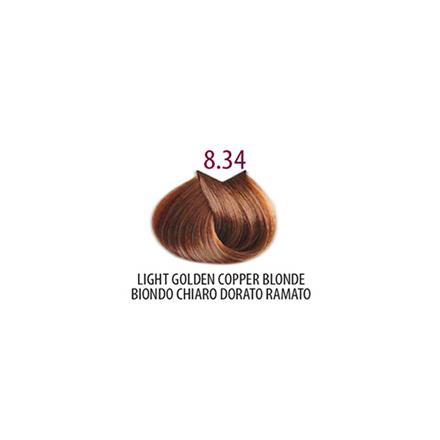 Купить FarmaVita, Крем-краска Life Color Plus 8.34