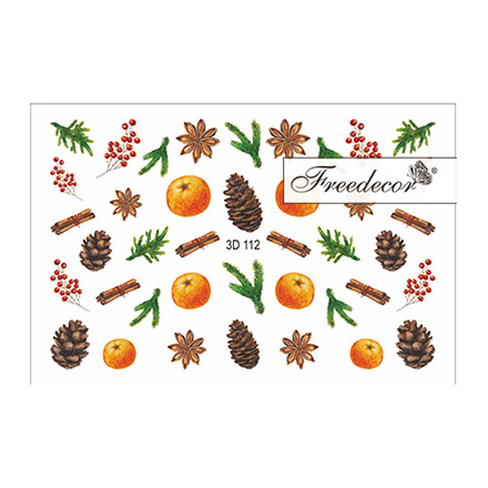 Купить Freedecor, 3D-слайдер №112