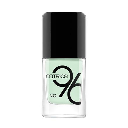 Купить CATRICE, Лак для ногтей ICONails №96, Nap Green, Зеленый