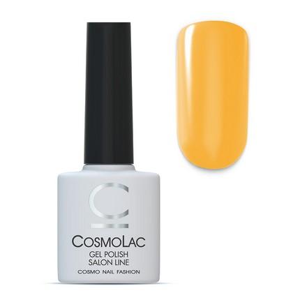 Купить Cosmolac, Гель-лак №226, Спонтанность вдохновения, Желтый