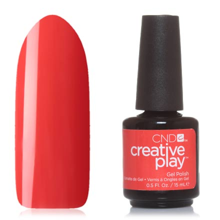 CND, Creative Play Gel №499, Tangerine rush
