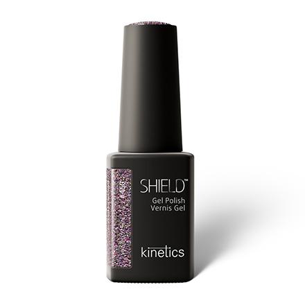 Купить Kinetics, Гель-лак Shield №450, Let's make a mistake, Фиолетовый