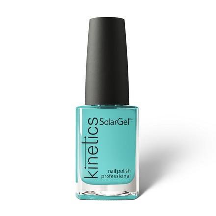 Купить Kinetics, Лак для ногтей SolarGel Polish № 436, She Fix, Синий