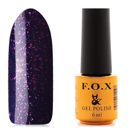 Купить FOX, Гель-лак Pigment №071, F.O.X, Фиолетовый