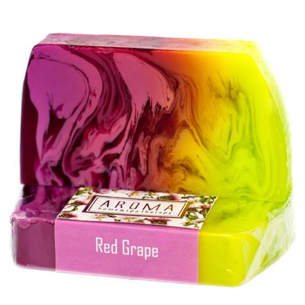 Купить Aroma Home & Spa Therapy, Мыло Red Grape, 100 г, Aroma Home&Spa Therapy