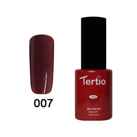 Tertio, Гель-лак Eco Line №7