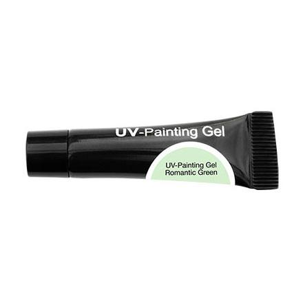 Купить ОлеХаус, UV-Гель Romantic Green, 5 мл, Зеленый