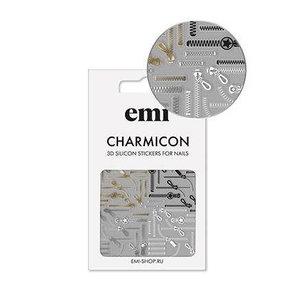 Купить EMI, 3D-стикеры Charmicon №170, Zipper