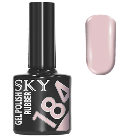 Купить SKY, Гель-лак №184, Розовый