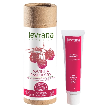 Levrana, Крем для век «Малина», 15 мл chi luxury black seed oil curl defining cream gel