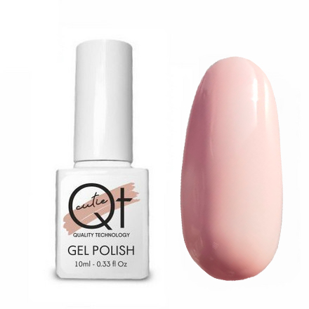 QT, Гель-лак №012, Розовый  - Купить