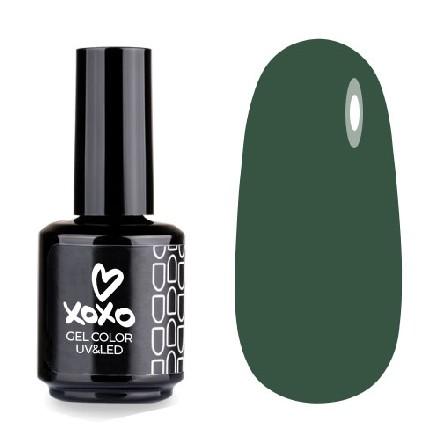Купить XoXo, Гель-лак №025, Зеленый