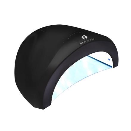 Planet Nails, Лампа UV/LED Magnetic, 48W, черная