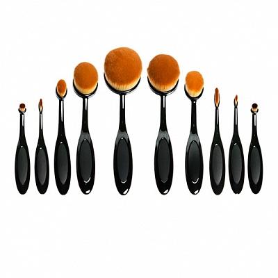 IRISK, Профессиональный набор макияжных кистей-щеток В540-00