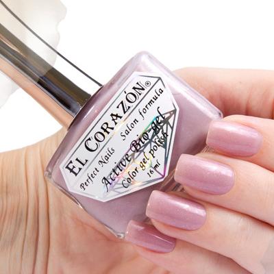 Купить El Corazon, Серия Активный Биогель Shimmer, № 423/004, Розовый