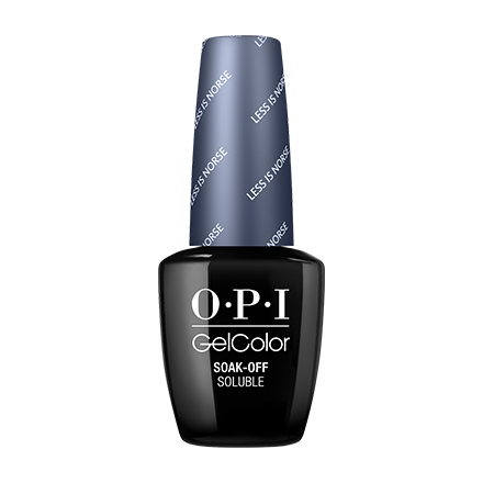 OPI GelColor, Гель-лак Iceland GCI59, Less is Norse