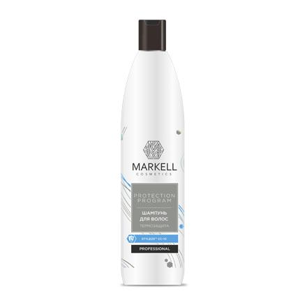 Купить Markell, Шампунь для волос Термозащита «Professional», 500 мл