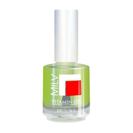 Milv, Масло витаминное для ногтей Чайное Дерево (MILV)