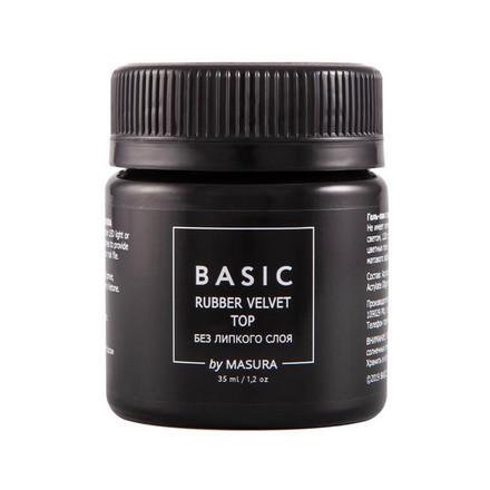 Masura, Топ Basic Rubber Velvet, 35 мл фото