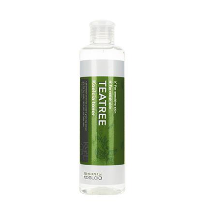 KOELCIA, Тонер для лица TeaTree, 250 мл styx flower water lavender water