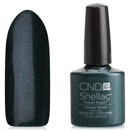 CND, Цвет Serene Green