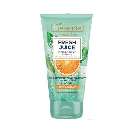 Купить Bielenda, Скраб для лица Fresh Juice, апельсин, 150 г