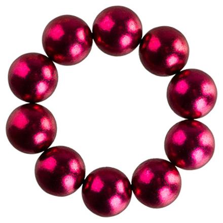 Irisk, Набор магнитных шариков для дизайна ногтей №3, розовые
