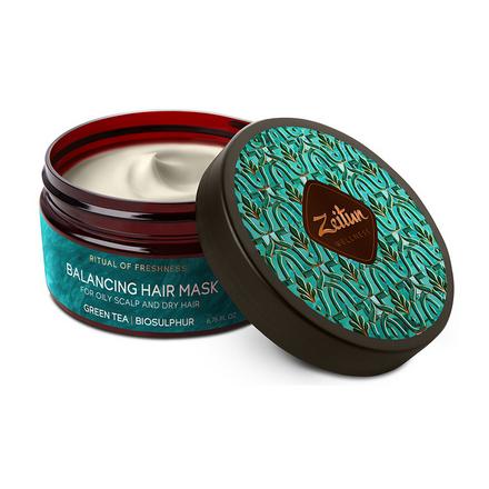Купить Zeitun, Маска для волос «Ритуал свежести», 200 мл